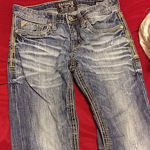 Salvage jeans size 28